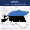 Išbandykite mūsų naują autoDNA automobilio istorijos ataskaitą automobiliams iš Estijos!